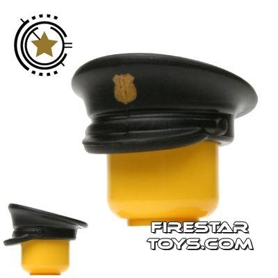 BrickForge - Officer Hat - Badge