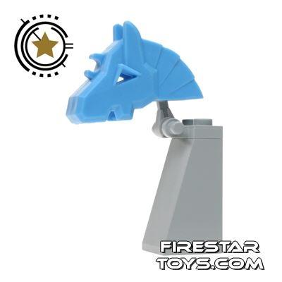 LEGO Castle - Knight Chess Piece - Blue