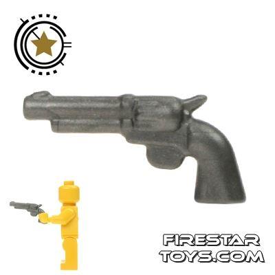 BrickWarriors - Six Shooter - Steel