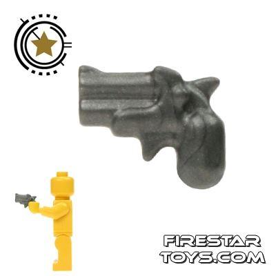 BrickWarriors - Derringer - Steel
