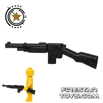 BrickWarriors - Gangster Rifle - Black