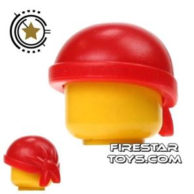 BrickWarriors - Do Rag - Red