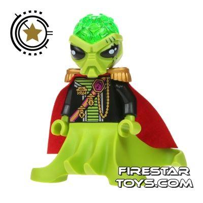 LEGO Alien Conquest Mini Figure - Alien Commander