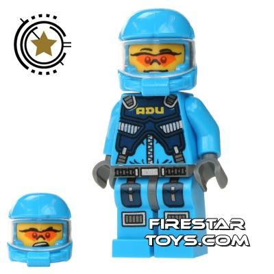 LEGO Alien Conquest Mini Figure - Alien Defense Unit Soldier 1
