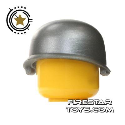 SI-DAN - US M-1 Army Helmet - Dark Gray