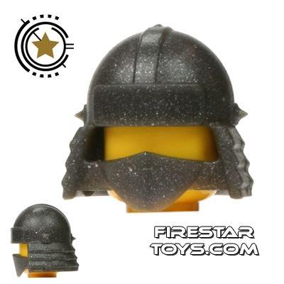 SI-DAN - Ninja Helmet - Metallic Speckle Silver