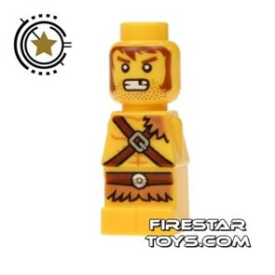 LEGO Games Microfig - Heroica Barbarian