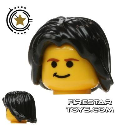 LEGO Hair Mid Length Tousled