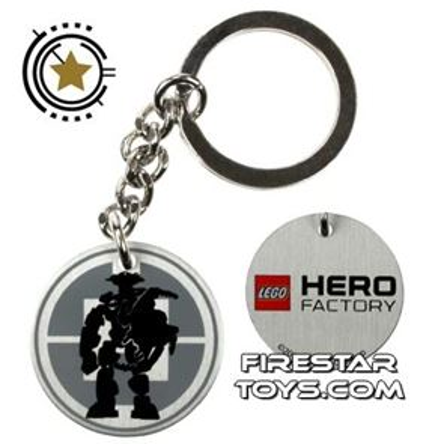 LEGO Key Chain - Hero Factory