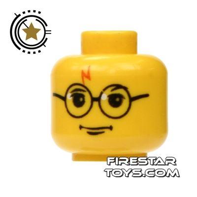 LEGO Mini Figure Heads - Harry Potter