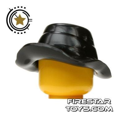 SI-DAN - Boonie Hat - Black