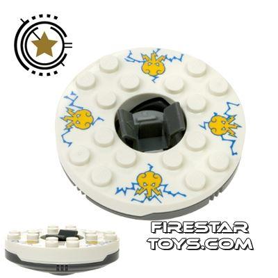 LEGO - Ninjago Battle Spinner - White