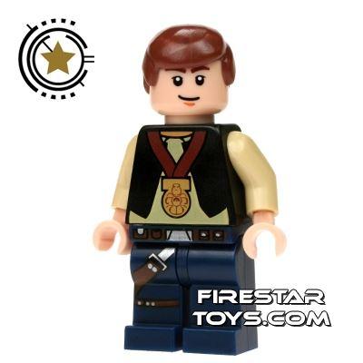 LEGO Star Wars Mini Figure - Han Solo - Celebration