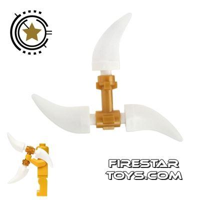 LEGO - Ninjago Spinning Dagger - White