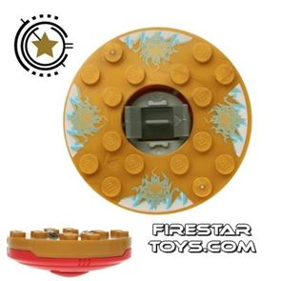 LEGO - Ninjago Battle Spinner - Pearl Gold