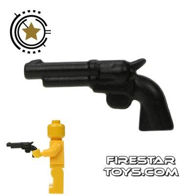 BrickWarriors - Six Shooter - Black