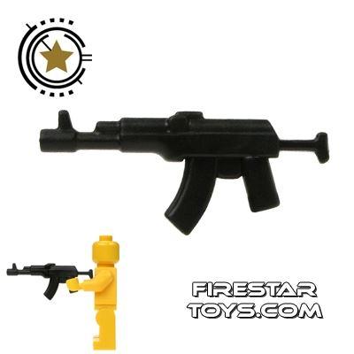 BrickWarriors - Russian AR - Black