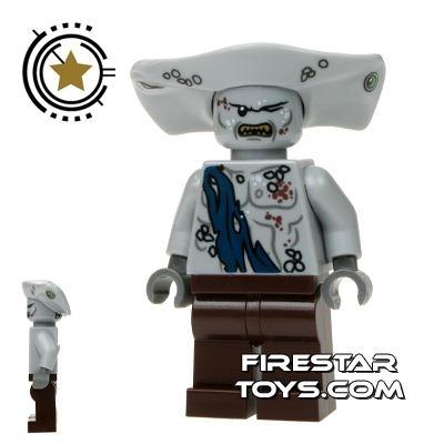 LEGO Pirates Of The Caribbean Mini Figure - Maccus