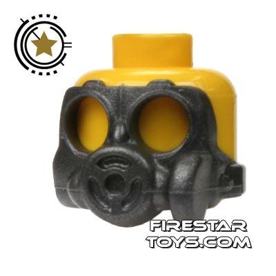 SI-DAN - Gas Mask S10sr - Iron Black