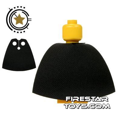 Custom Design Cape - Black