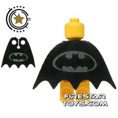 Custom Design Cape - Batman - Dark Gray