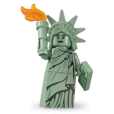 LEGO Minifigures - Lady Liberty