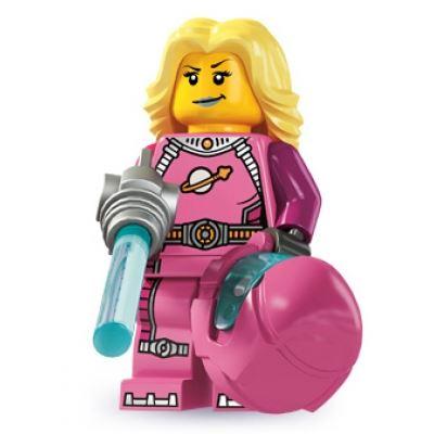LEGO Minifigures - Intergalactic Girl