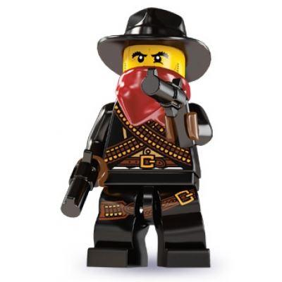 LEGO Minifigures - Bandit