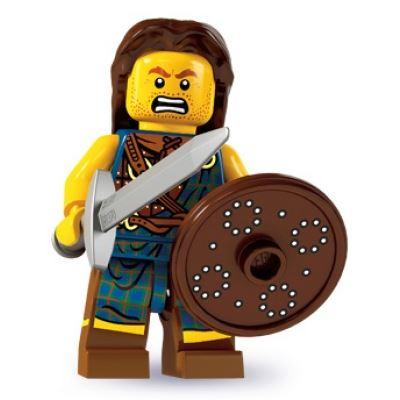 LEGO Minifigures - Highlander Battler