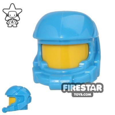 LEGO - Space Helmet - Dark Azure