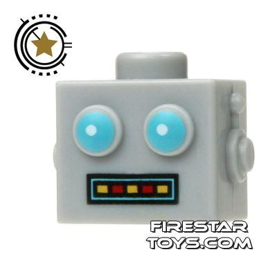 LEGO Mini Figure Heads - Robot