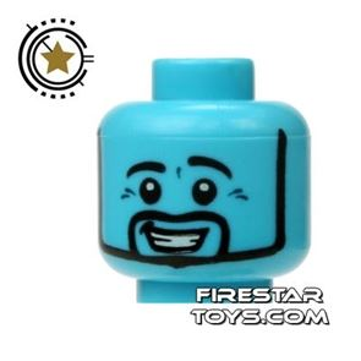 LEGO Mini Figure Heads - Genie