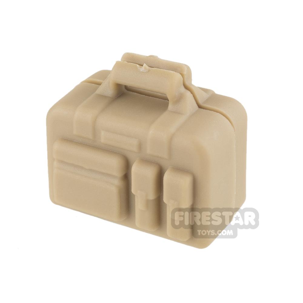 SI-DAN - Equipment Bag - Dark Tan