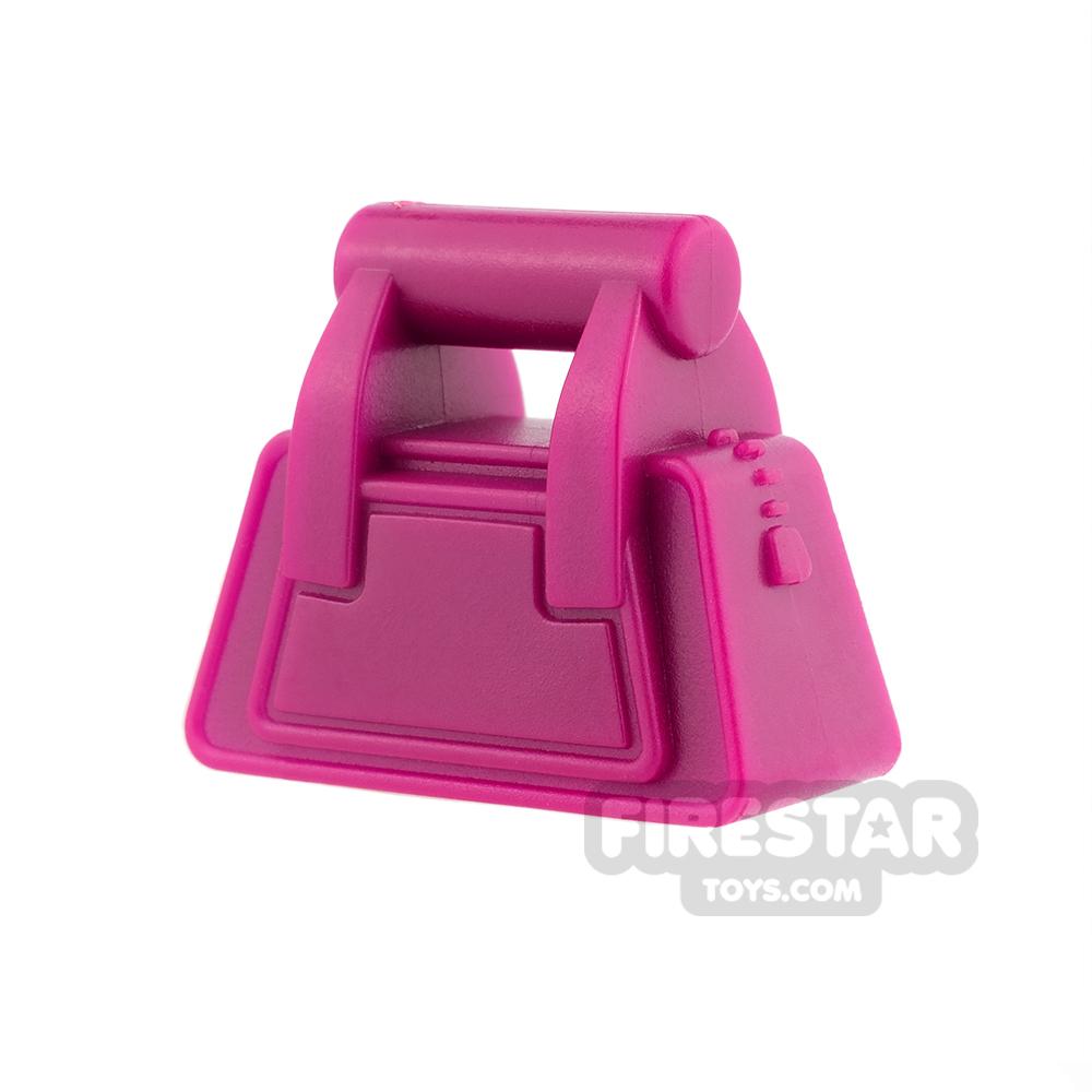 LEGO - Handbag with Zip - Magenta