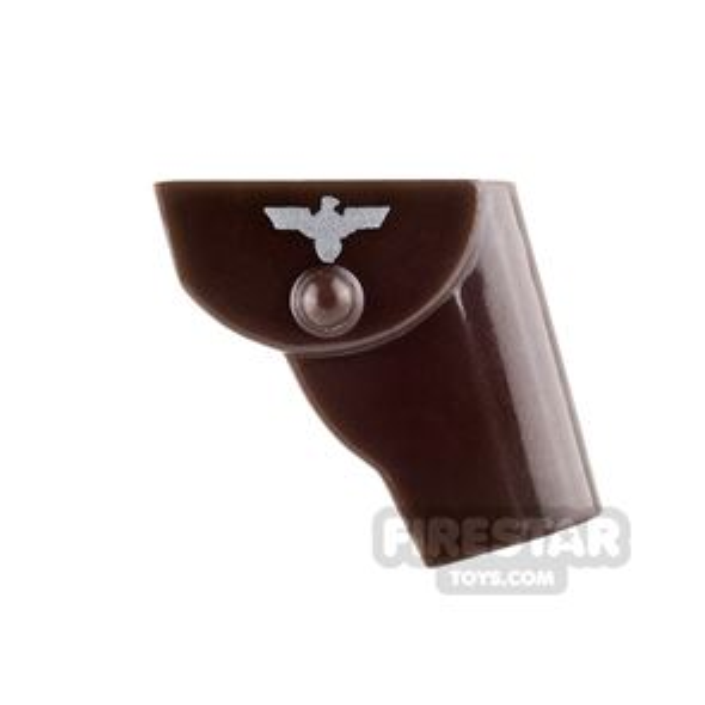 BrickForge - Gun Holster - Eagle - Dark Brown - RIGGED System