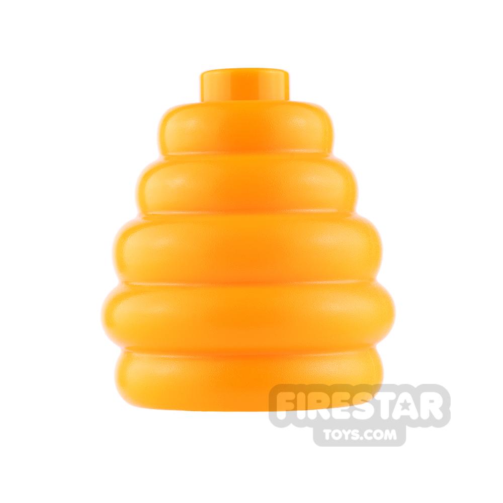 LEGO - Beehive - Bright Light Orange