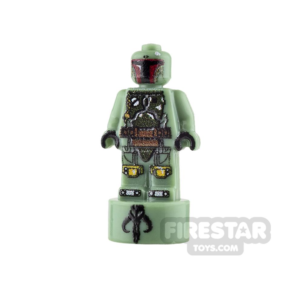Custom Design - SW Nanofigure Statuette - Boba Fett