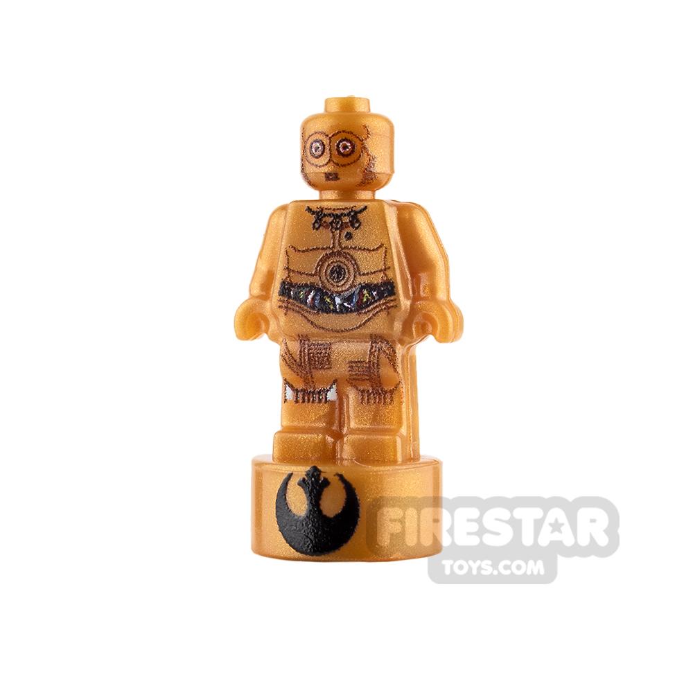 Custom Design - SW Nanofigure Statuette - C-3PO