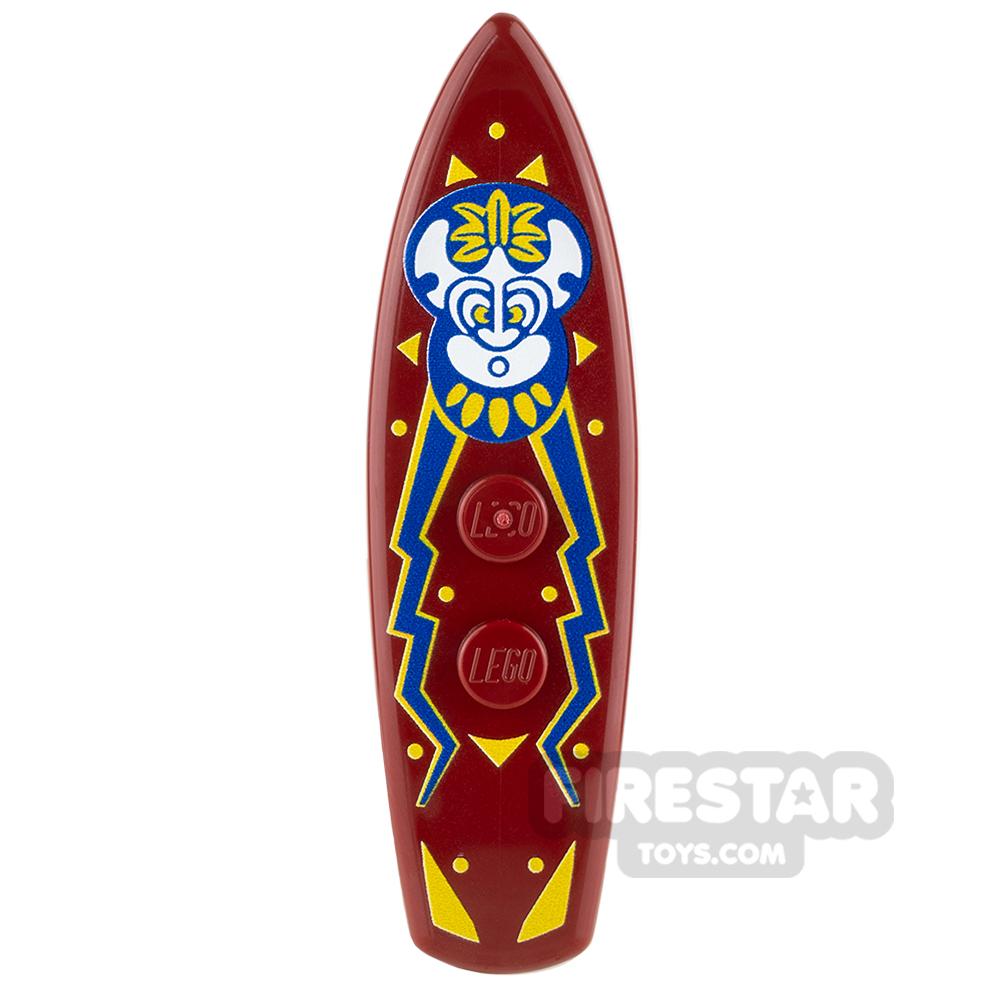 Custom Design - Surfboard - Islander