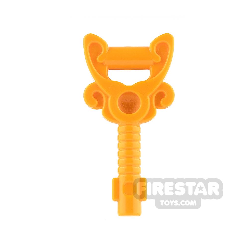 LEGO - Magic Key - Bright Light Orange