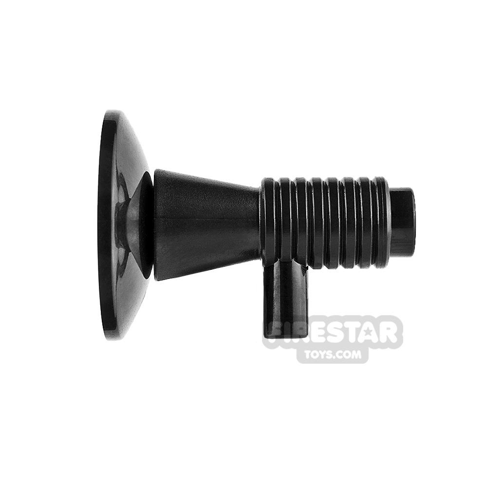 Custom Design - Megaphone - Black