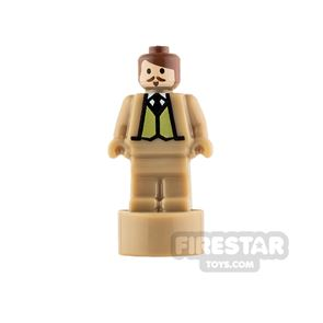LEGO - Minifigure Trophy Statuette - Remus Lupin
