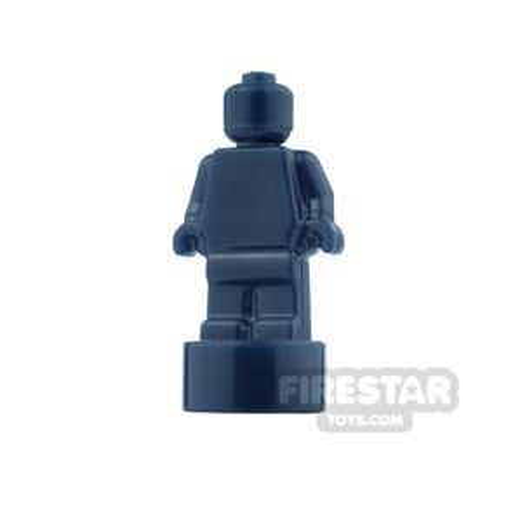 LEGO - Minifigure Trophy Statuette - Dark Blue