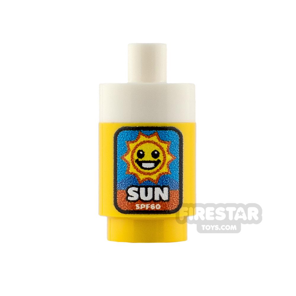 Custom Design Sunscreen