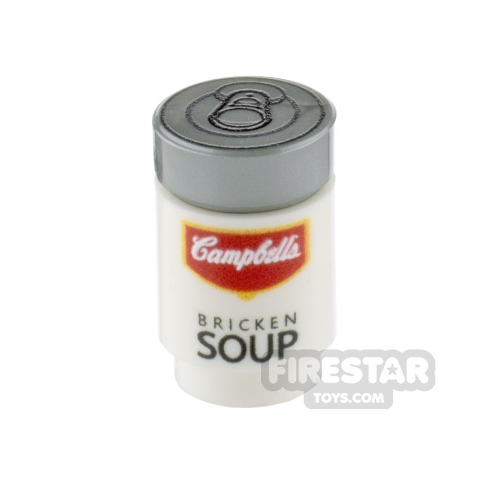 Custom Design - Campbells Bricken Soup