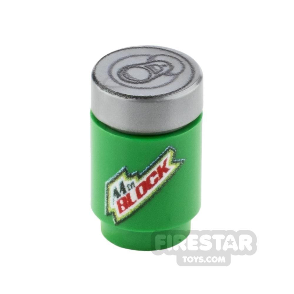 Custom Design - MTN Block Drink