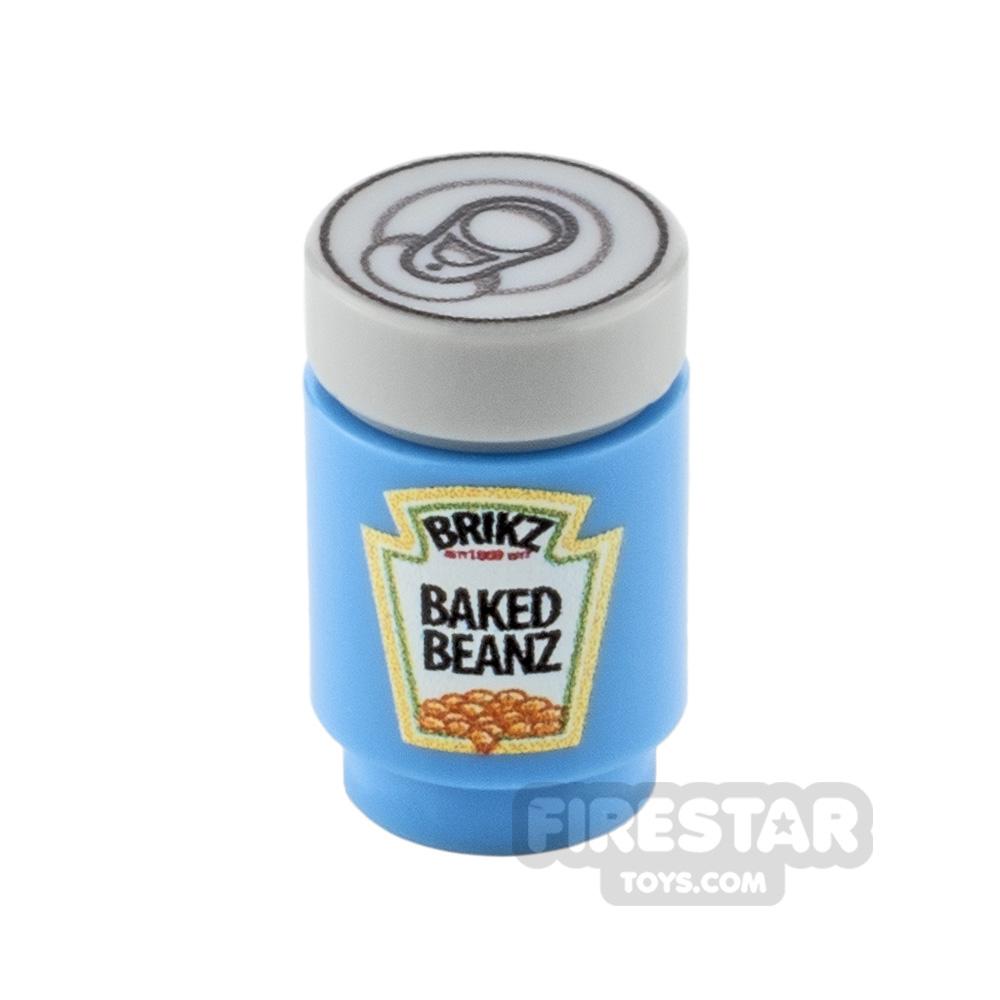 Custom Design - Brikz Baked Beans