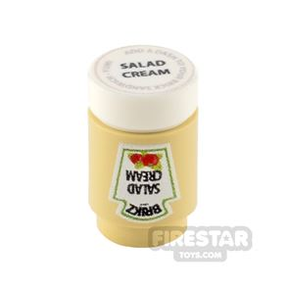Custom Design - Brikz Salad Cream