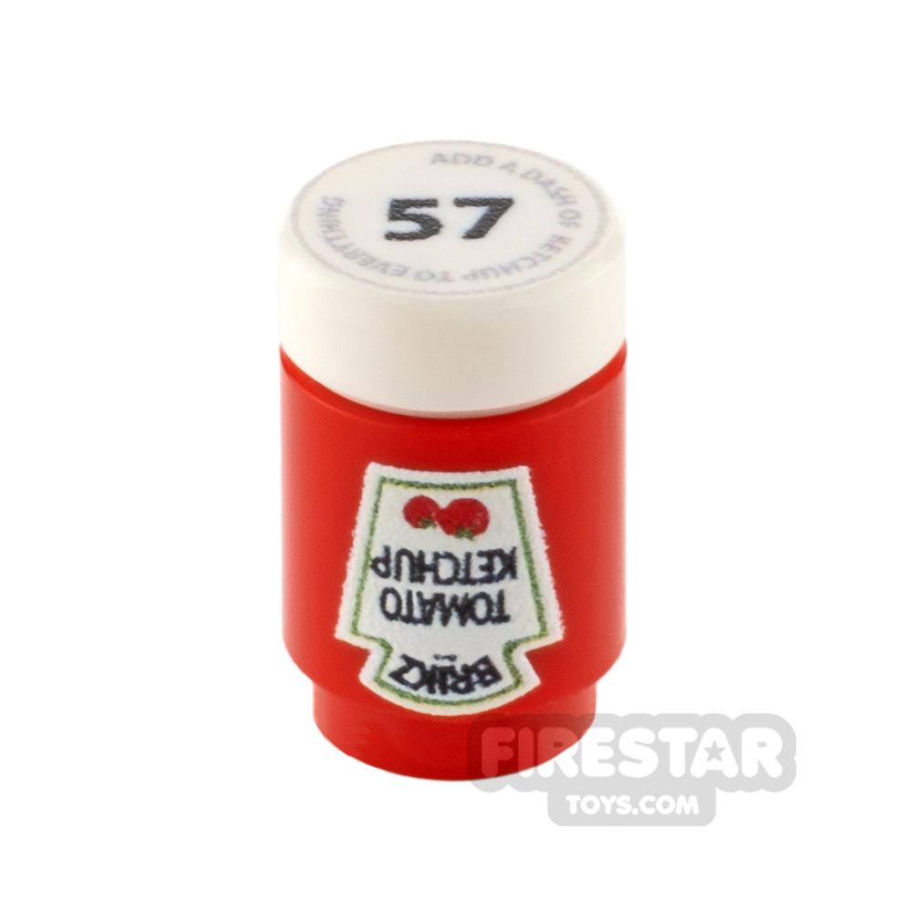 Custom Design - Brikz Tomato Ketchup