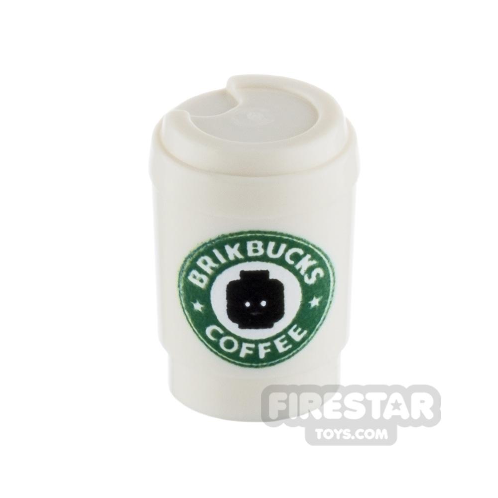 Custom Design - Brikbucks Coffee